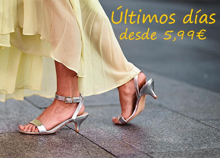 Y Último Zapatos BolsosMarypaz Calzados En Lo q354jALR