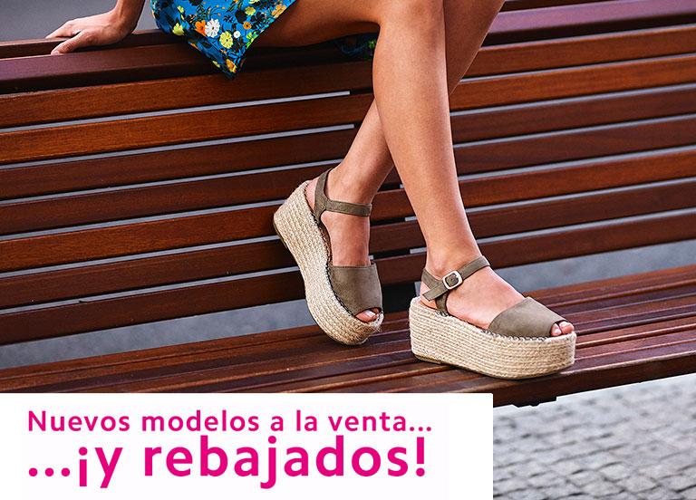 ac49c643a385 Lo último en zapatos calzados y bolsos | MARYPAZ