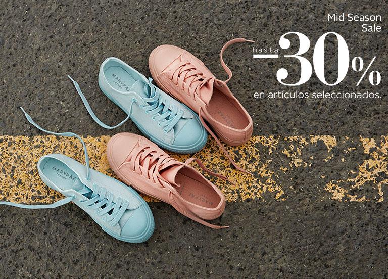 4b4a0fb6 Lo último en zapatos calzados y bolsos | MARYPAZ